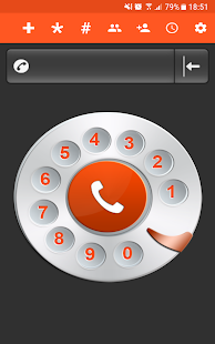 Old Phone Rotary Dialer Screenshot