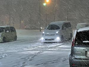 ヴォクシー ZRR75Wのカスタム事例画像 北海道のじゅんじゅんさんの2021年01月14日06:39の投稿