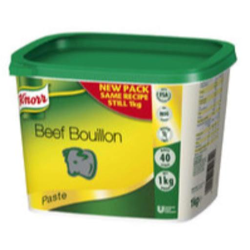 Knorr Bouillion Pastes