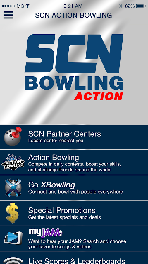 Action Bowling®- screenshot