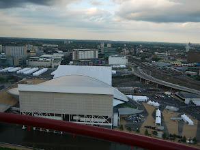 Photo: The Olympic Aquatics Centre