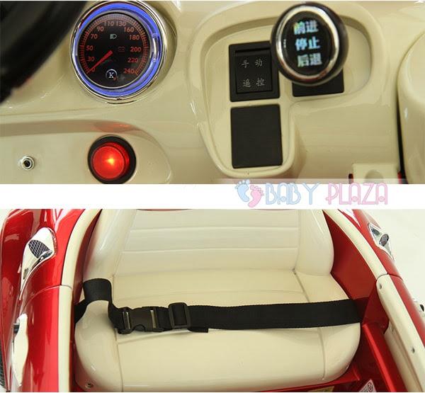 Xe hơi điện trẻ em QK-801 9