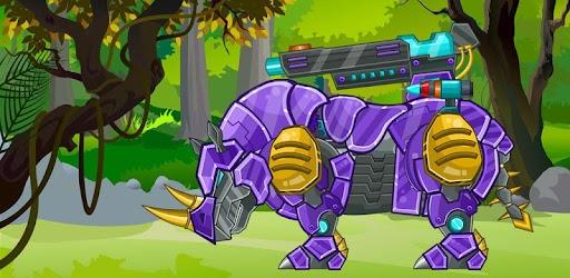 Tải Zoo Robot:Rhino cho máy tính PC Windows phiên bản mới nhất