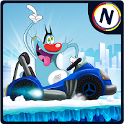 Oggy Super Speed Racing (The Official Game) [Mega Mod] APK Free Download
