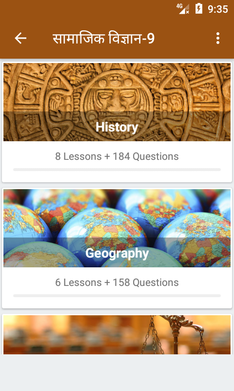 Social Science Class 9 Android Apps On Google Play