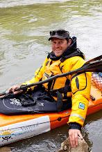 Photo: Poland Trek. 1200km. 150km of Mountain trekking+ 50km of packrafting+1000km of kayak down the Vistula river. First Summit to Sea of Poland. 2012 Here Packrafting. © Natalie Hill Photography