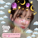 Filter for Selfie - Sweet Snap Face Camera Edit icon