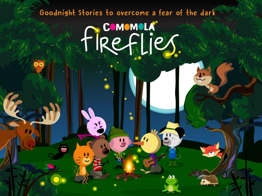 Comomola Fireflies- screenshot