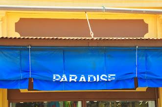 Photo: Paradise.