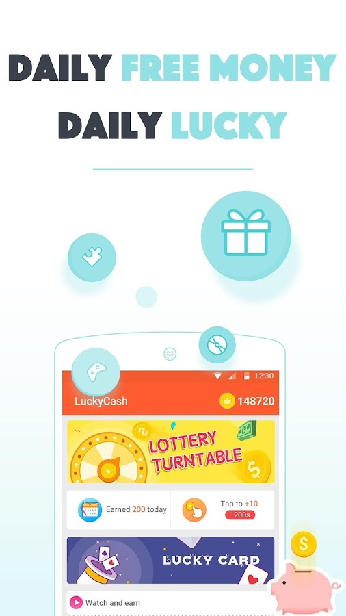 LuckyCash - Free Gift Card- screenshot