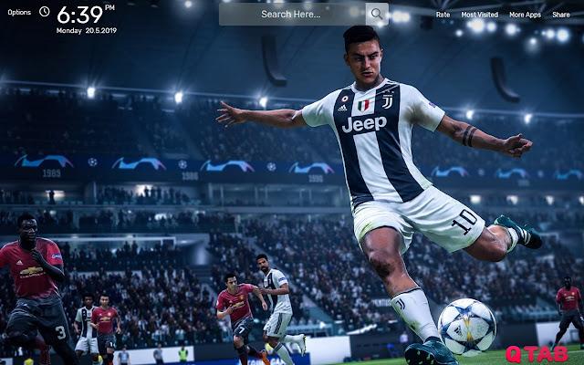 FIFA 19 Wallpapers HD Theme