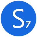 S7 Launcher -Galaxy S7 launche icon