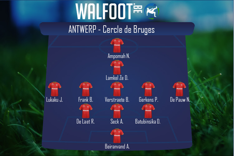Antwerp (Antwerp - Cercle de Bruges)