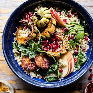 Fall Harvest Quinoa Salad.