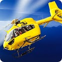 Helicopter 3D Simulator: Rescue Helicopter games icon