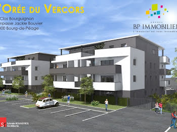 appartement à Bourg-de-Péage (26)