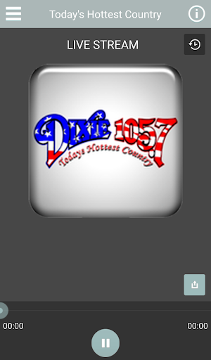 Dixie 105.7 app (apk) free download for Android/PC/Windows screenshot