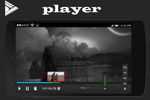watched browser - Video Player  screenshots 2