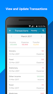 Money Manager, Bill Payment and Reminder- screenshot thumbnail