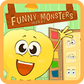 Funny Monsters Maker - create monster maker free