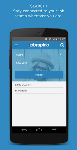 Jobrapido Jobs Career Search