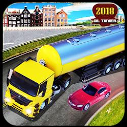 Oil Tanker Transporter truck 2018