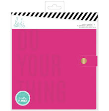 Heidi Swapp Memory Planner Color Fresh Classic 8X9 - Do Your Thing UTGÅENDE