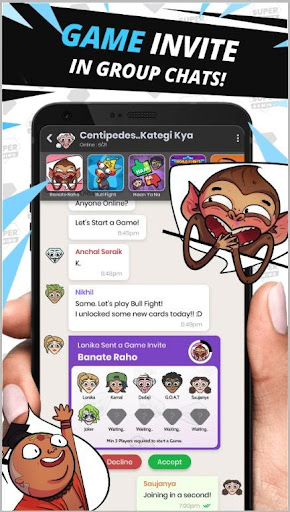 Super Party - Fun Games To Play With Friends painmod.com screenshots 7