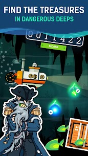 Idle Submarine: Crafting Journey Mod Apk Download For Android and Iphone 6