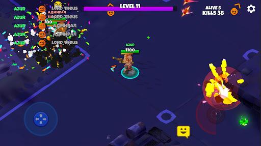 Warriors.io screenshot 5