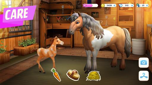 Horse Haven World Adventures apkpoly screenshots 4