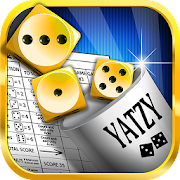 Yatzy Golden Dice Game