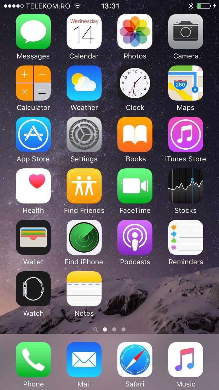 Apple iOS 9 - App Simulator