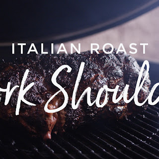 Italian Roast Pork Shoulder.