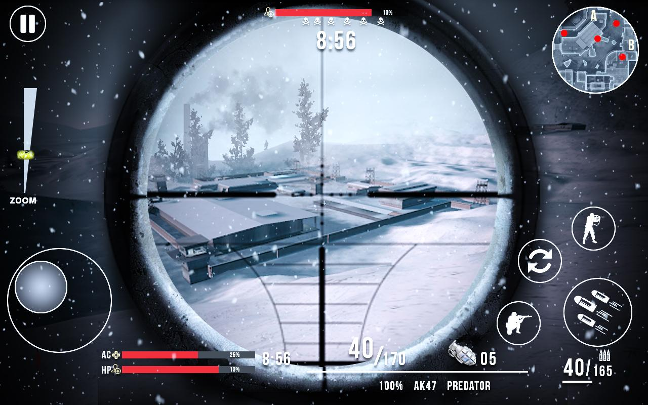 Call of Sniper ww2 Mod Apk (Unlimited Money) 3