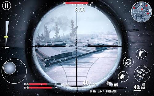 Screenshot 3 Call of Sniper WW2: Final Battleground 2.0.0 APK MOD