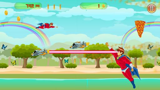 Game Flying Man 1.2 screenshots hack proof 2