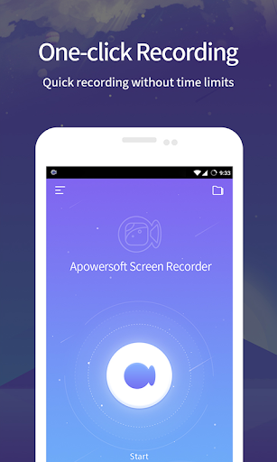 Apowersoft Screen Recorder Apk 1