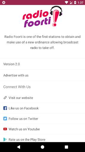 Radio Foorti 88 FM for PC