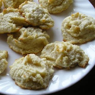 Almond Shortbread Cookies (GF, SF, HG, Low Carb).
