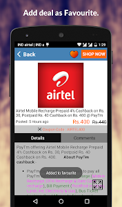 IndiaFreeStuff Deals Coupons screenshot 2