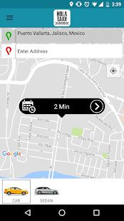 Hola Taxi - náhled