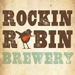 Logo for Rockin Robin Brewery