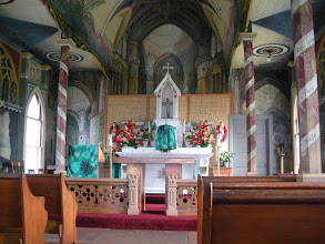 Photo: The Painted Church