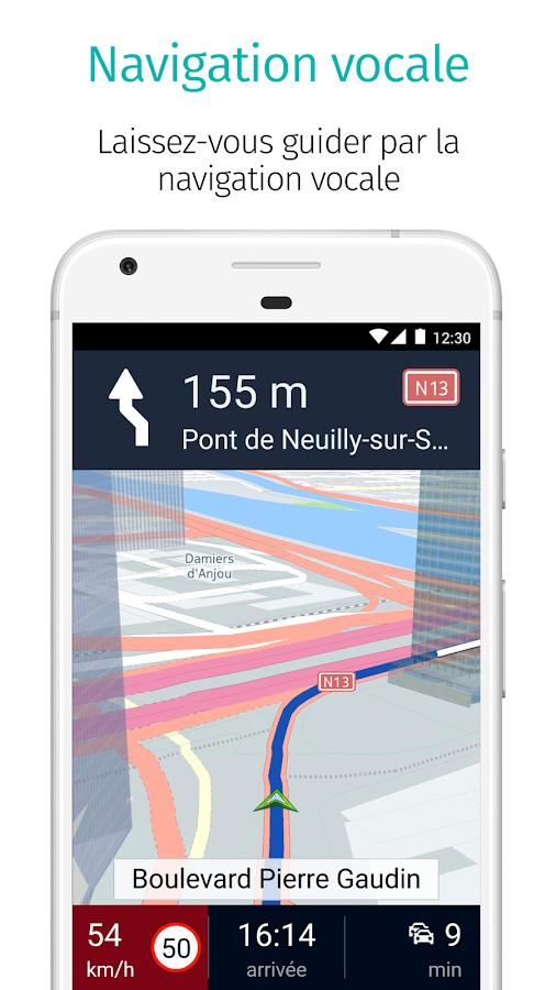 GPS sans connexion Internet gratuit – Android / iPhone (hors ligne)