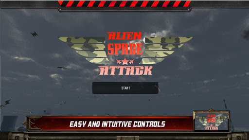 Alien Space Attack