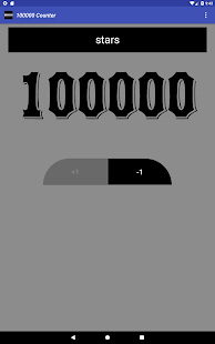 One Hundred Thousand Counter - náhled