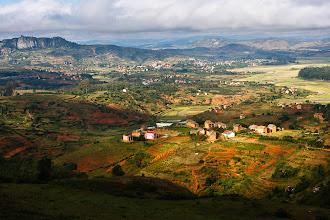 Photo: Madagascan countryside