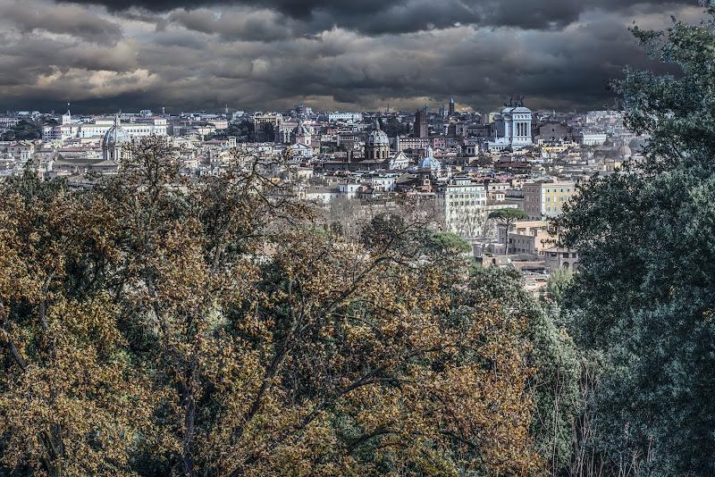 Roma dal Colle di Camillo G