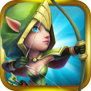 Castle Clash: Age of Legends Icon do Jogo